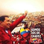 Nadie Detendrá La Marcha Victoriosa de la Patria de Simón Bolívar! #AquiEl6DGanaChavez @NicolasMaduro https://t.co/bhyC6SKz9u