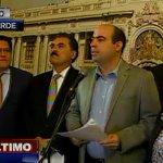 [VIDEO] Fujimorismo dispuesto a aclarar ante el Ministerio Público sus fondos de campaña ► https://t.co/H7iCnHSqB7 https://t.co/uZatZE3QUe