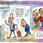 This weeks cartoon by Chris Slane. Find more online: https://t.co/kAcLAkg1Ne @Slanecartoons https://t.co/NCDQtMFIJC
