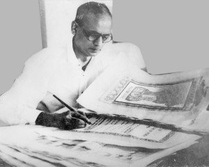The original constitution of India was handwritten by Prem Behari Narain Raizada.  #ConstitutionDay https://t.co/lWiZpFUJwZ