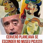 Cerveró planejava se esconder no Museu Picasso! https://t.co/MGtdl1BGxd