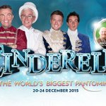 #WIN! A FAMILY TICKET to #Cinderella at @BcardArena #Birmingham 20-24 Dec! RT/FOLLOW by 7/12 https://t.co/rKH7K3Olnu https://t.co/HeWsfEgQH4