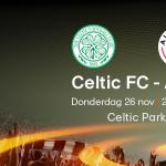#MATCHDAY! #Ajax op jacht naar 3 punten in Schotland! #UEL #celaja https://t.co/XKRA1ZPnUP