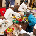 Presidential Dinner: Saraki Leads Ekweremadu, Other Senators To Villa - https://t.co/BW7GLaop8e https://t.co/D1joSHoU6u