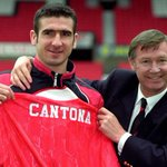 ON THIS DAY: In 1992, Sir Alex made perhaps his greatest ever signing: Eric Cantona for only £1.2m. #MUFC https://t.co/1LcsB5rtqc