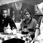 The Wu Tang Clan Meet #Chicago : GZA, RZA and Bill Murray. #ChicagoHistory https://t.co/Tyhju72xn9