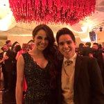 Mis amigos @ArelyTellez y @SaidVentura en la #bodareal https://t.co/C7NEjY02NO