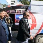 At ECP Islambad office to file petition on NA122 @aleemkhan_pti @ImranKhanPTI https://t.co/5d7Uvf3Z77