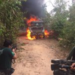 Macht kaputt, was den Urwald kaputt macht. Klimaschutz in Brasilien. Mein Film, Sonntag bei @SPIEGELTV #IBAMA https://t.co/PnM7ytScuv