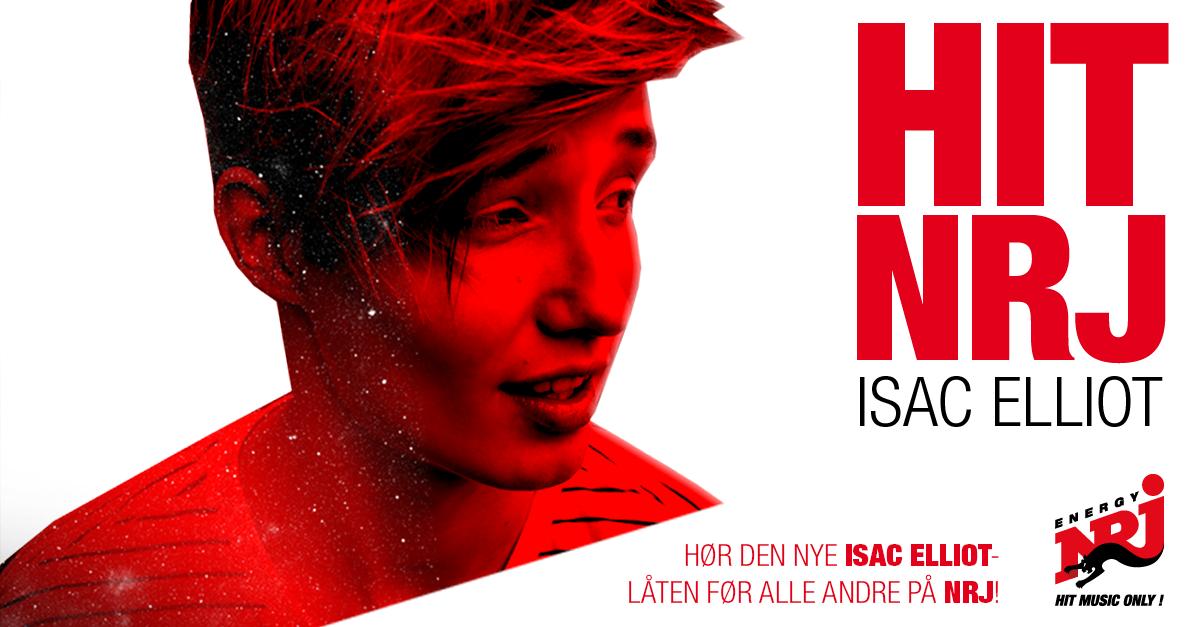 Hvem er klare for den nye låten til @IsacElliot kl. 19 i dag?! #NoOneElse https://t.co/U06IFvMFsX https://t.co/tRQlPqsz4a
