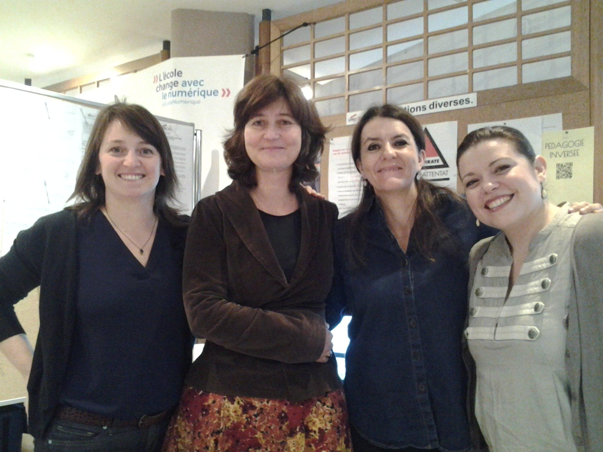 #PlanNumCreteil: des ambassadrices de charme et de choc pour #classeinversee @saule_dane94 @spepinvilar @NARI_DANE94 https://t.co/oDUDBKllka