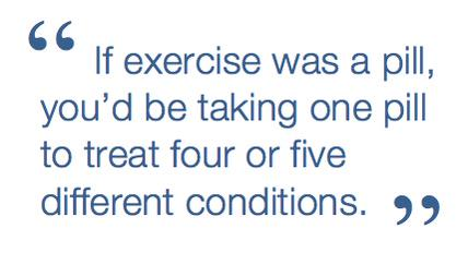 Exercise as medicine - evidence for prescribing exercise as therapy in 26 chronic diseases: https://t.co/1wddyCpM1X https://t.co/14dzf1nhfW