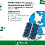[SAVE THE DATE] Jeudi 3 décembre, on va parler énergie. Avec vous? → https://t.co/bB9aIb6n9s #COP21 https://t.co/cPHTxiHbm8