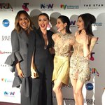 So gorgeous and so talented! @TheVeronicas, @jessicamauboy & @tinaarena all having a laugh. #ARIAs #tvweekmag https://t.co/nVFuldbvBa