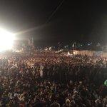 Huge rally at Landhi; #aaobadlenapnakarachi https://t.co/Iy3sYb6WX3