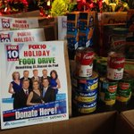 Support the @FOX10Phoenix Holiday Food Drive. Donate at any @Safeway & @Albertsons store benefiting @SVdP https://t.co/UtN05zyFPr
