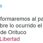 #URGENTE Pendientes a mediodía, @liliantintori estará via Periscope informando lo ocurrido el día d ayer. Dale RT https://t.co/rj2DD6hyL0