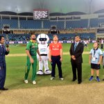 .@Eoin16 won the toss and England are batting #PAKvENG https://t.co/oIbVRt9hHp