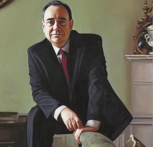 The last nearly King of Scotland #AlexSalmond https://t.co/rIQThcojQl