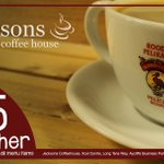 Treat someone this Christmas to a Jacksons £5 gift voucher! #theperfectgift #aycliffehour https://t.co/LeGuxe3eqe