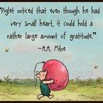 Gratitude: https://t.co/7T9dR3Z3uU