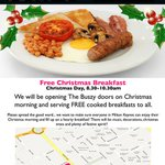 PLEASE SHARE: We will be opening @TheBuszyMK one last time for our Xmas Breakfast @mk_citizen @OneMKNews #LoveMK https://t.co/UHhRiqzDtX