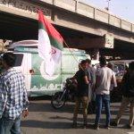 MQMs peaceful protest rally participants in Liaquatabad karachi #RallyAgainstInjustices #KarachiMeinElectionHonayDo https://t.co/N1E6FZYPnq
