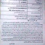 FIR No. 179/2015 P.S North Nazimabad Karachi against Dr Asim by Rangers Superintendent. No detail of single incident https://t.co/PfcWQLrvv7