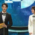 SHINee ミノ、「第36回 青龍映画賞」の授賞式にプレゼンターとして出席(11/26) https://t.co/yeDhlMH0Dq https://t.co/KvMdZL7cRo