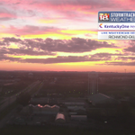 A beautiful #Thanksgiving sunrise from the #EKU campus. #LEX18StormTracker https://t.co/gqCQh1vcjB