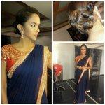 RT @shweta_malpani: @LakshmiManchu for #dralekhyapunjala son's wedding in @PretibyPSD sari. Styled by @shweta_malpani . https://t.co/ZY0z3J…