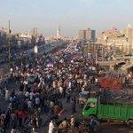MQMs Peaceful Protest Rally in #Karachi. #RallyAgainstInjustices @TorontoUsman @sTjafri @RaoArshadAli1 @sahussain90 https://t.co/FCMenPYybH
