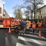 #Alerte Evacuation de la grande mosquée de Bruxelles https://t.co/BxJ0hqtapQ https://t.co/i5aFcELDEM
