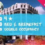 THIS IS NOT A DRILL... Its go time, people. RT&FOLLOW to #WIN this weeks #FreeStayFriday! https://t.co/o7ev3l4uTs https://t.co/lFPyrPT348