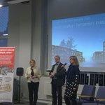 Ilmastoyhteistyö toimii! @Tamperekaupunki @helymparisto @Turkukaupunki kehuvat toistensa työtä #Tampere #ECO2 https://t.co/3jm2vc6Fv8