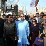 22-MQMs peaceful protest rally participants in Liaquatabad khi #RallyAgainstInjustices #KarachiMeinElectionHonayDo https://t.co/8tOqP5quuj