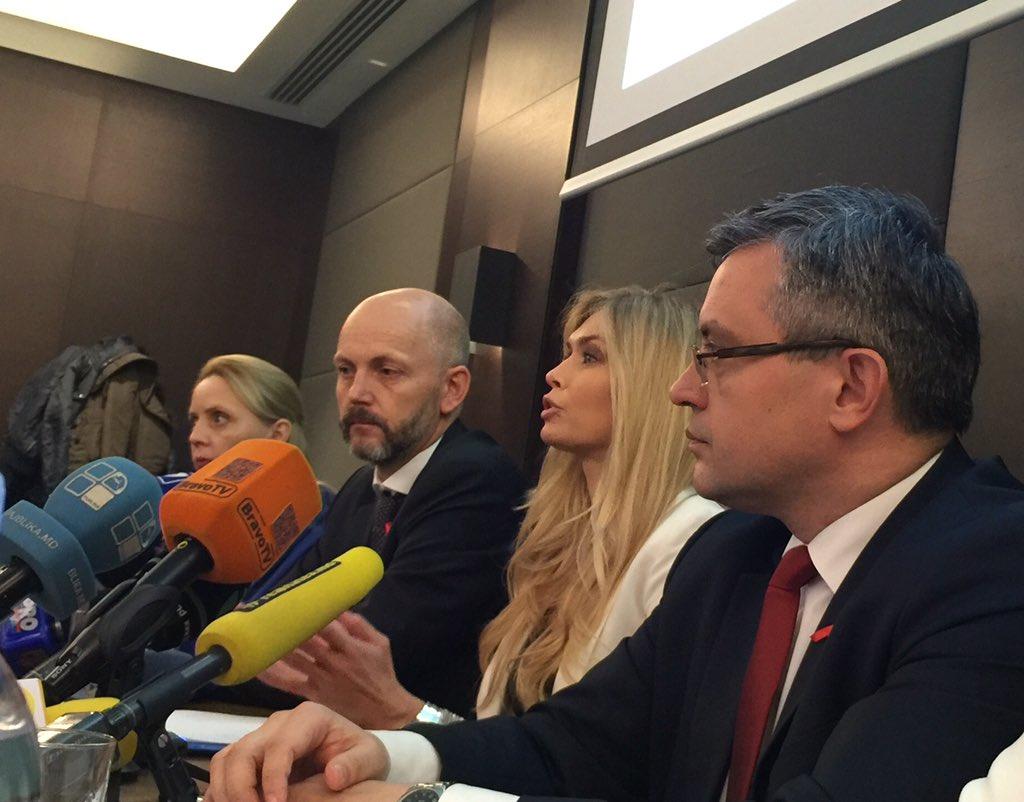 RT @SaldanhaVP: Amazing launch #HIV #testing #campaign #Moldova w #Ministers of #Health & #SocialProtection #PWLH & @VeraBrezhneva https://…