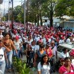 Ayayai Cagua montadisima en Autobus plaAN c @ElvisAmoroso Fte Patriotico Poblador@s Hugo Chavez PSUV! @TareckPSUV https://t.co/yNIwJ7Fyrp