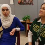 Video: Rama Al Najjar, 16-year-old Syrian refugee, describes adjusting to #Lexington life https://t.co/Nvkl1xEjWG https://t.co/H4THS4ThGF