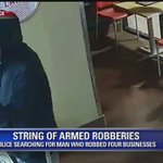 .@phoenixpolice need your help identifying this brazen, armed robber. https://t.co/uCJt82fnIA https://t.co/YemNRa47rZ