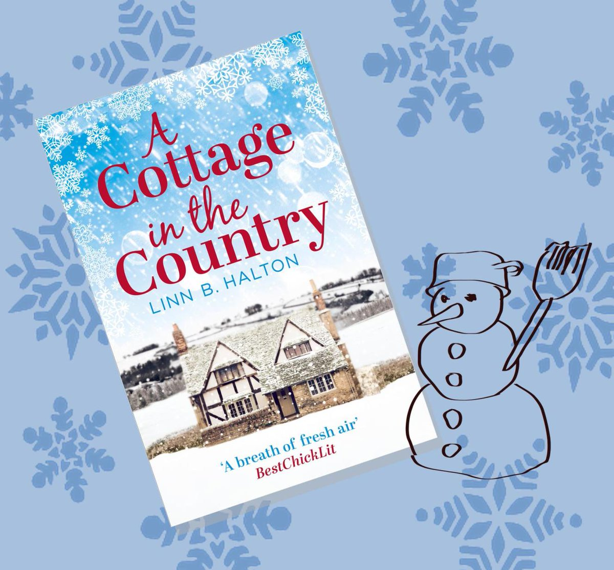 A Cottage in the Country @HarperImpulse ~ curl up with a #Christmas read! https://t.co/croClKtiyS https://t.co/3ebvVczsRI