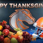 #HappyThanksgiving from our Bronco Football family to yours! ???????????????? #ATF???????????????????? https://t.co/5RirBVsNHg