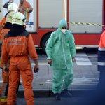 """""""Alerte anthrax"""" à la grande mosquée de #Bruxelles: très probablement de la farine https://t.co/GXs24qBxqV https://t.co/WpoPh62lo2"""