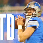 Matthew Stafford becomes 5th QB to throw 5 TD passes in a Thanksgiving Day game. Lions beat Eagles, 45-14. https://t.co/zKwwiGWWed