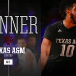 Aggies advance! No. 25 Texas A&M upsets No. 10 Gonzaga, 62-61, and will play in Battle 4 Atlantis championship. https://t.co/dtDlvHYg9Z