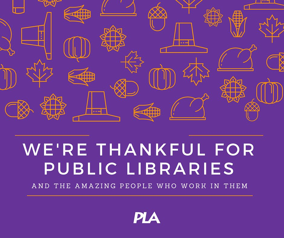 What are you thankful for? #libraries https://t.co/uVyZmelUlz