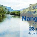 Una abrazo fraterno a #Nangaritza por sus 28 años de cantonización. ¡FELICIDADES! @BancoEstadoEc @MuniNangaritza https://t.co/AVJ1g173hD
