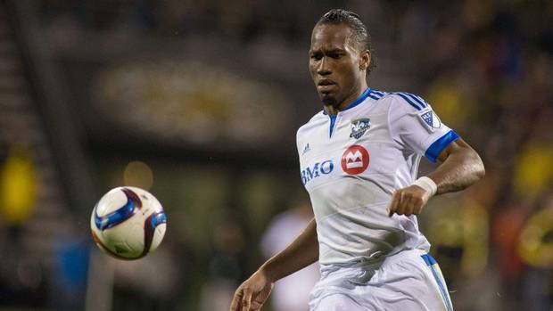 Montreal Impact striker Drogba says MLS is tougher than Premier League From @Globe_Sports