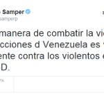 Secretario general de Unasur se pronunció sobre hechos de violencia en la campaña electoral venezolana https://t.co/kKlXxCTTNM