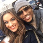 Post parade selfie jawn with @missamericaorg. Our float was fun at the Macys Day Parade https://t.co/Sfse00X677